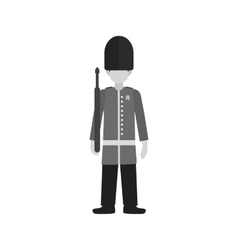 Queens Guard vector