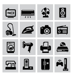 electronic devices vector image vector image
