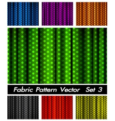 Blinds Fabric Pattern Wallpaper vector image