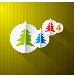 Christmas Paper Background vector