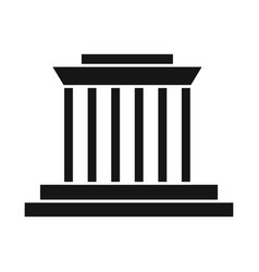 Building and mausoleum vector