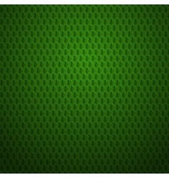 Green background with small leaves vector