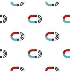 Magnet pattern seamless vector