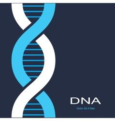 Dna background vector