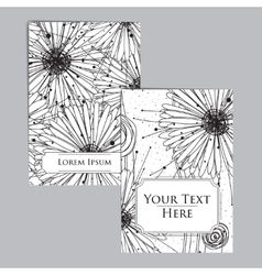 Booklet with Intricate Pattern vector image