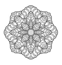 mandala03 vector image