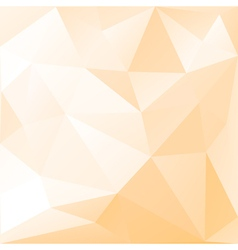 Abstract low poly background vector image vector image