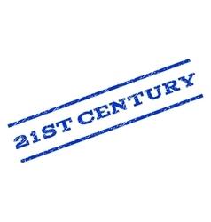 21st Century Watermark Stamp vector