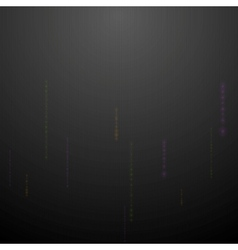 Abstract dark corporate background vector