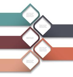 3d banners design website templates vector