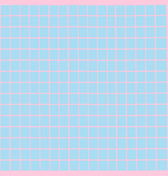 abstract blue background pink mesh symmetrical vector image