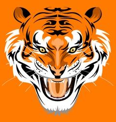 Sumatran Tiger vector image vector image