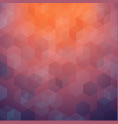 abstract of colorful sunset background with vector image