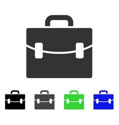 case icon vector image