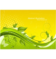 background with box vector image vector image
