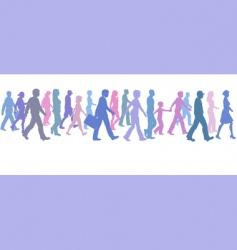 population vector image