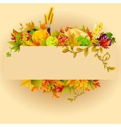 Thanksgiving celebration vector