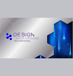 Frame border dimension with light movement vector