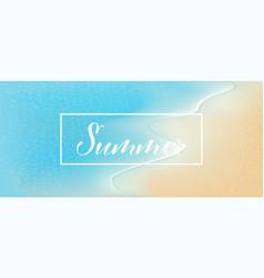 Summer sale promotion element shoppingsummer vector
