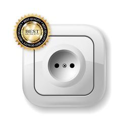 socket best vector image vector image