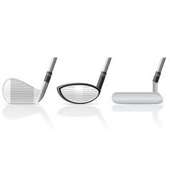 golf 28 vector image vector image