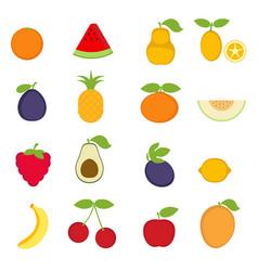 Cartoon fruits cartoon fruits vector