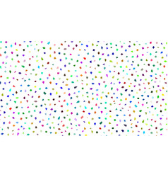 Abstract background of small pieces vector
