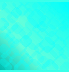 abstract bright blue background with geometric vector image