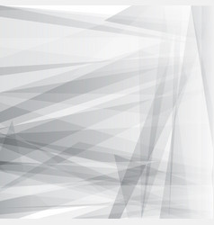 abstract geometric grey background for business vector image