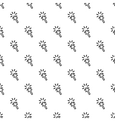 Cursor arrow is pointing pattern simple style vector