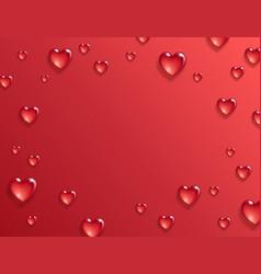 valentine s day background vector image