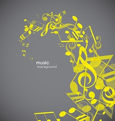 Abstract backgrounds with grey tunes vector image vector image