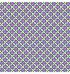 Abstract flower pattern wallpaper vector