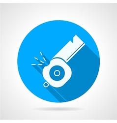 Whistle flat icon vector image