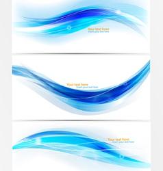 Abstract header vector image
