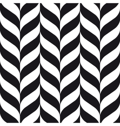 background seamless pattern chevron alternate vector image vector image