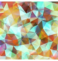 Abstract color background EPS 10 vector image