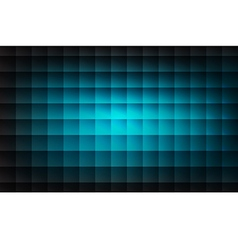 Abstract light blue patterns square shape vector