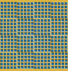 Checkered background with optical vector
