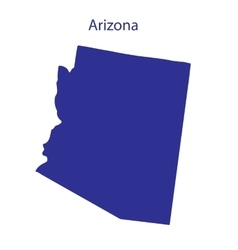 United States Arizona vector image