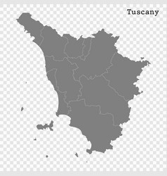 high quality map is a state italy vector image