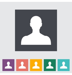 Person vector image vector image