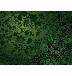 Antique wallpaper pattern vector