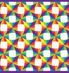 Colored pattern vector