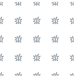 exclamation icon pattern seamless white background vector image