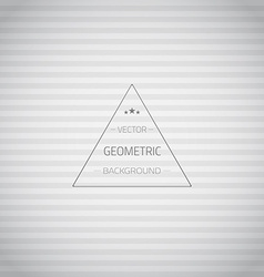 Seamless vintage geometric retro lines grunge vector
