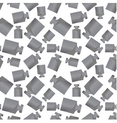 Seamless weights pattern vector