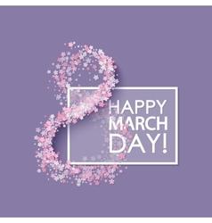 Women day background vector