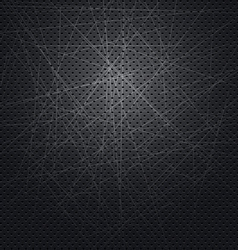 Scratched Metal Texture 2 vector image