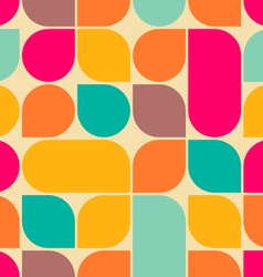 tile pattern vector image vector image